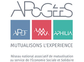 logo apogées réseau national assiociatif de mutualisation