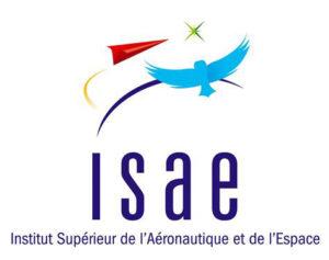 logo isae institut supérieur de l'aéronautique et de l'espace