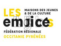 logo fédération régionale des maisons des jeunes et de la culture