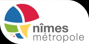 logo nimes métropole